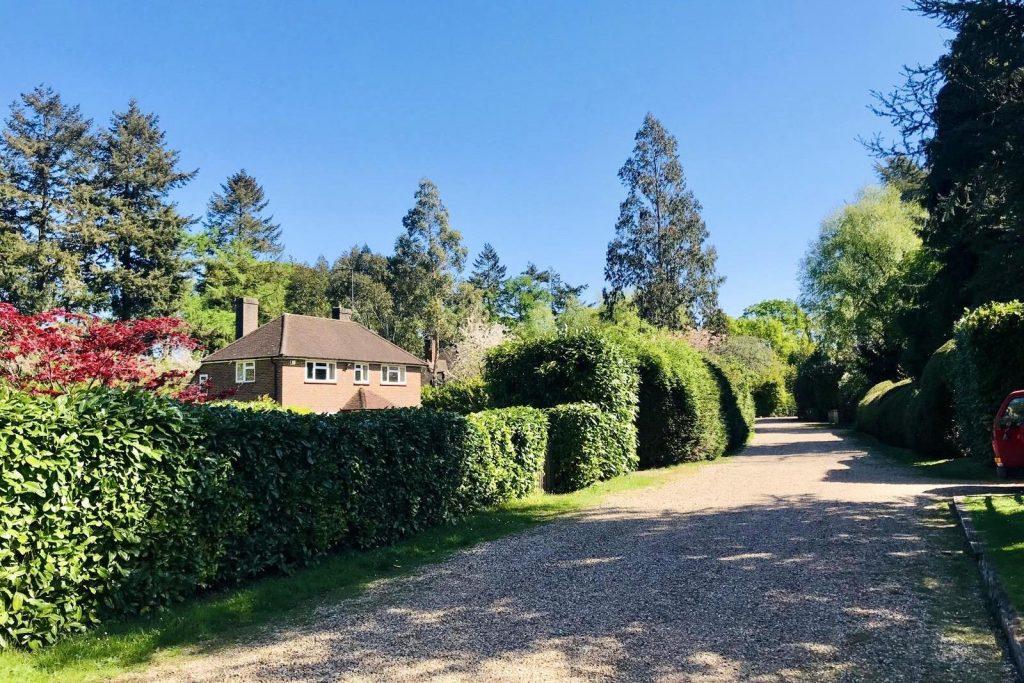 Sweet Lane, Peaslake, Guildford