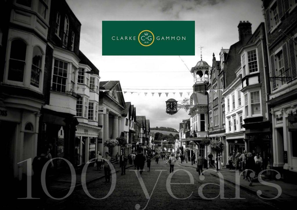 Clarke Gammon - Centenary