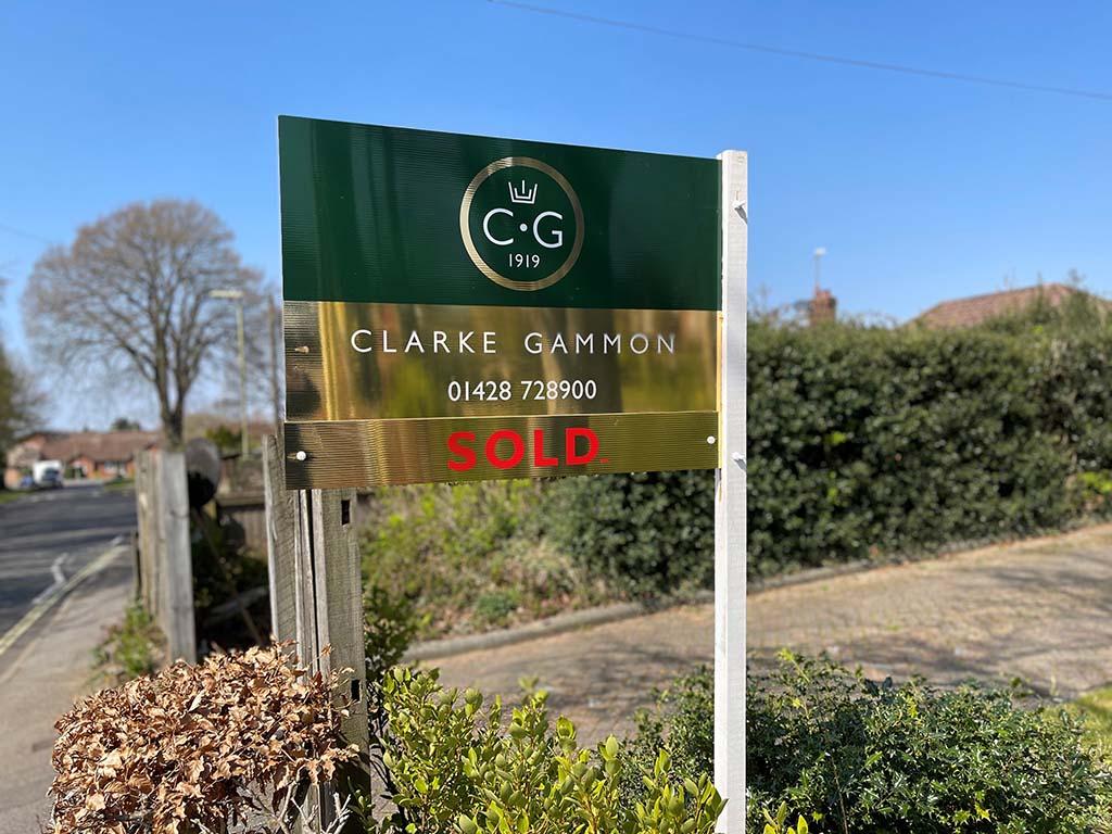 Clarke gammon - Sold Board